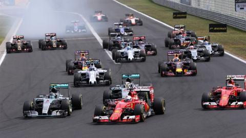 Cómo ver online y en directo Fórmula 1: GP de Bélgica 2015 en Internet