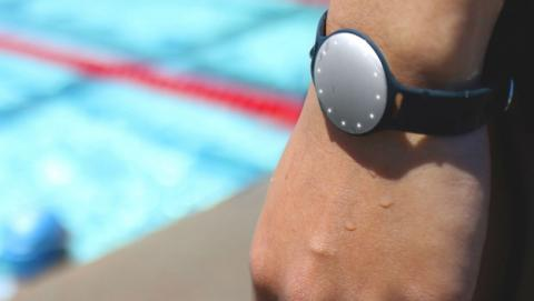 Shine Speedo, el wearable perfecto para practicar natación