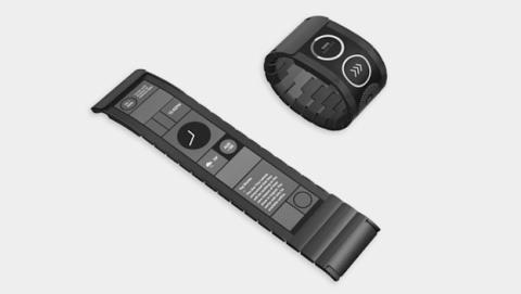 Wove, el primer dispositivo con pantalla realmente flexible