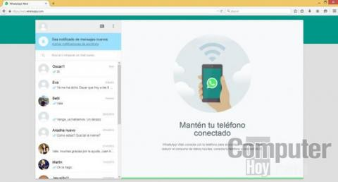 La evolución de WhatsApp y sus novedades