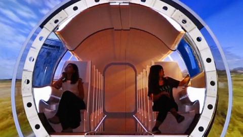 Hyperloop cada vez más cerca de ser realidad