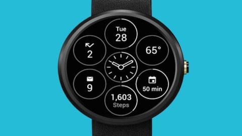 Nueva carátula de Android Wear más interactivas