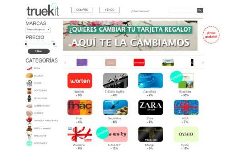 Cheques regalo y tarjetas de código Amazon y otras tiendas online