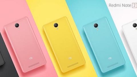 Ya puedes comprar el Xiaomi Redmi Note 2 al mejor precio