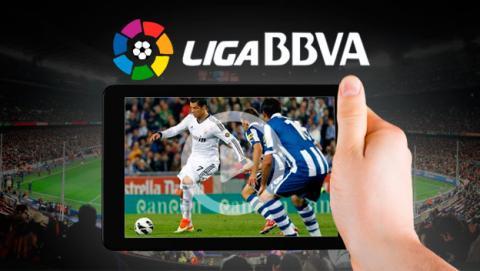 Cómo ver online y en directo los partidos de la La Liga BBVA 2015/2016