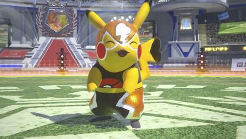 Pokémon por fin llega a Wii U con Pokkén Tournament
