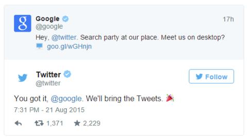google tuits