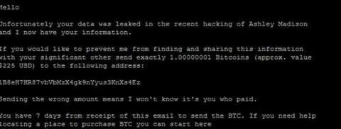 Suicidios y extorsiones hackeo Ashley Madison