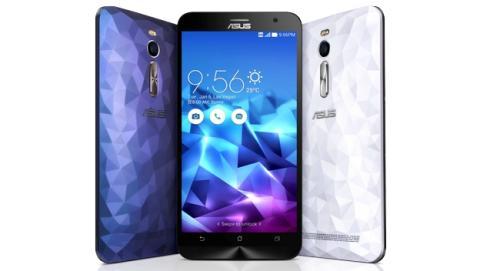 Se estrena el Asus ZenFone 2 con 256 GB de memoria interna.