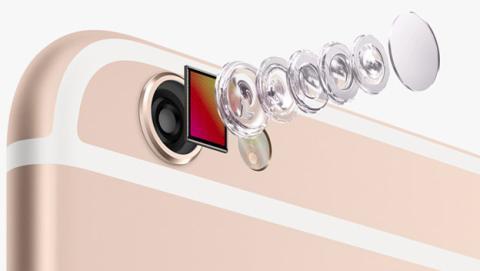 iPhone 6S tendría cámara 12 megapíxeles