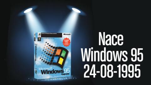 Windows 95 curiosidades