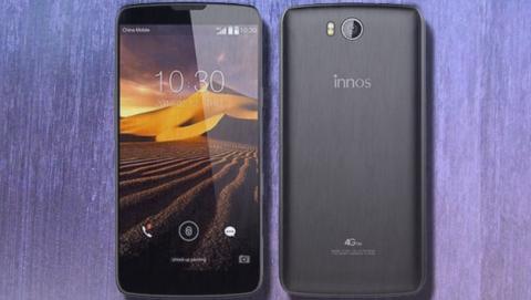 Innos D6000, el móvil chino sin problemas de batería