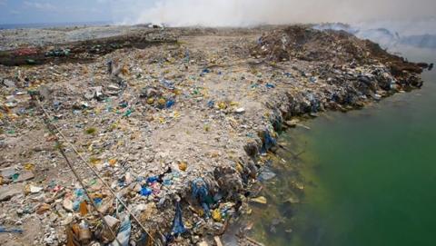 islas basura nasa