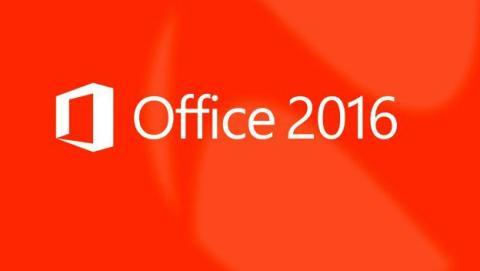 Office 2016se presentaría 22 de septiembre