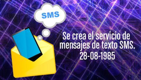 historia evolución declive SMS