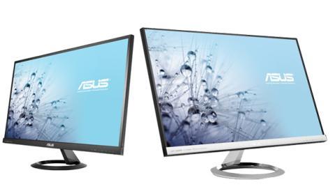monitores asus luz azul