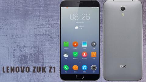Zuk Z1, un gama alta a buen precio cortesía de Lenovo