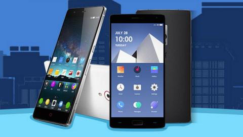Consigue el OnePlus 2 y Mlais MX con descuento