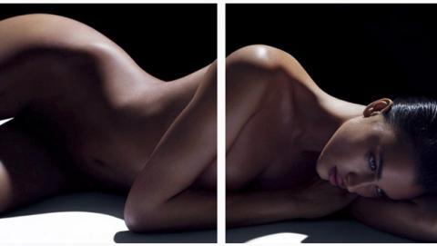 Irina Shayk publica fotos desnuda en su cuenta de Instagram