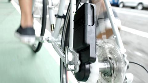 Carga tu móvil con la energía que generas al montar en bici