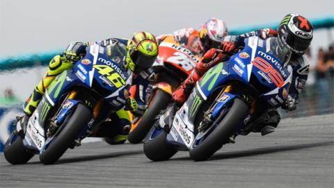 Como donde ver online en directo MotoGP GP Gran Bretaña