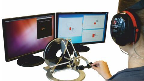Crean una aguja robótica que se controla de manera remota