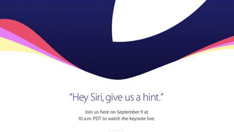 Apple confirma el lanzamiento nuevos iPhone 9 de septiembre