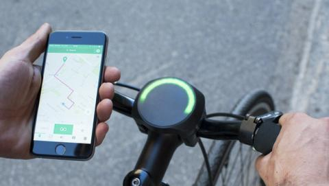 Haz que tu bicicleta sea inteligente con este dispositivo