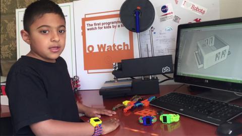 reloj inteligente niño 8 años