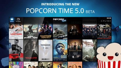 popcorn time pirateria hollywood