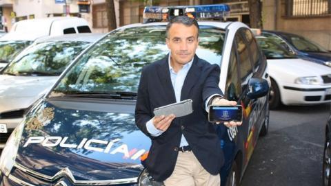 Community Manager Policia Carlos Iberdrola @Policia