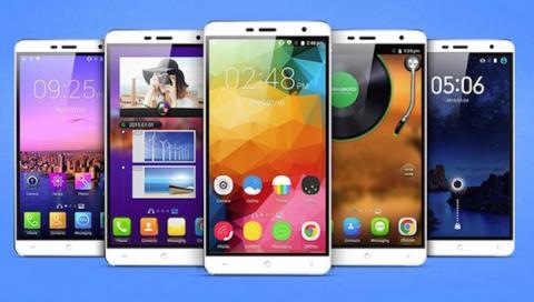 Leagoo Elite 1 y Elite 4, dos smartphones chinos sorpendentes