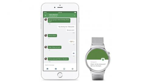 Android Wear ya es oficialmente compatible con iPhone
