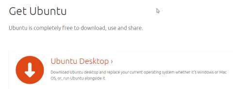 El primer paso es descargar el correspondiente fichero de Ubuntu
