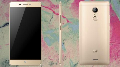 ZTE V5 3, un phablet Android con lector de huellas dactilares