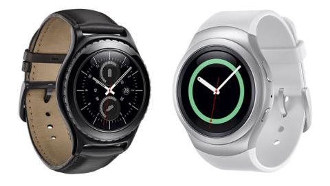 Samsung Gear S2 primer smartwatch redondo Samsung