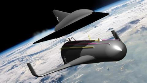 SpaceLiner avion hipersonico aleman europa australia 90 minutos