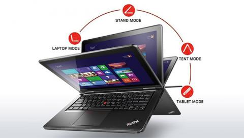 Lenovo ThinkPad Yoga TinkCentre IFA 2015 Berlin