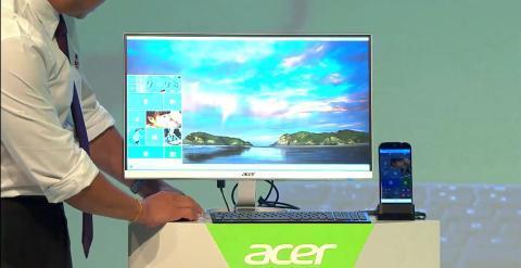 Acer Jade Primo con Continium
