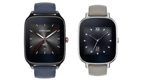 El smartwatch Asus ZenWatch 2, elegante y asequible, presentado en IFA 2015.