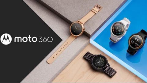 El nuevo smartwatch Moto 360 (2015) piensa en las mujeres y los deportistas