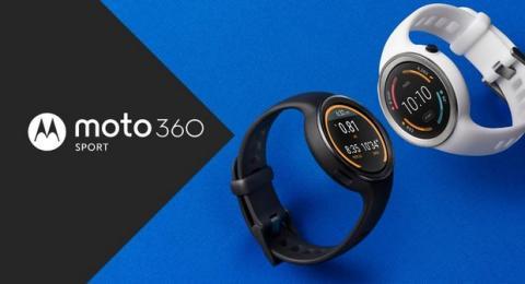Smartwatch Motorola Moto 360 2015