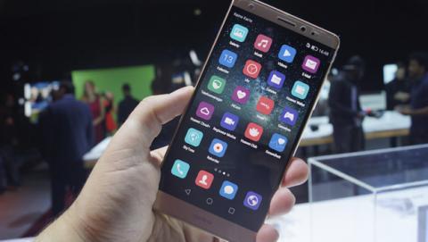 Primeras impresiones Huawei Mate S nueva bestia china