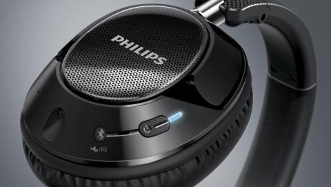 Philips presenta sus auriculares en IFA