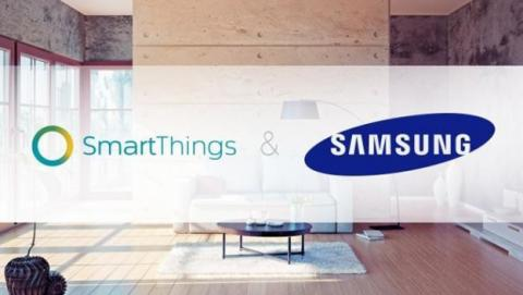 Samsung y SmartThings