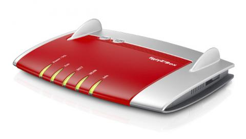 AVM presenta FRITZ!Box 7430 router