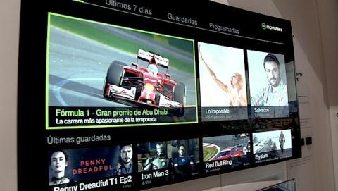 Movistar + y Samsung se alían para ofrecer mejores contenidos