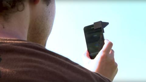Europa creará un mapa de la contaminación usando smartphones