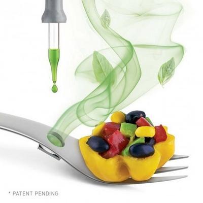 Aromafork el tenedor que cambia el sabor de los alimentos