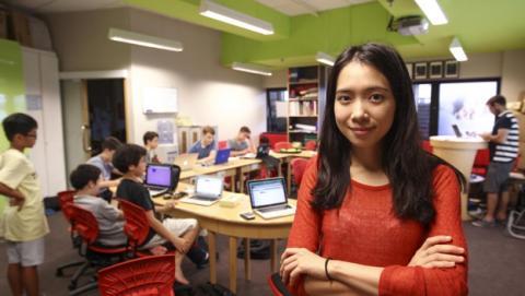 programación niños first code academy